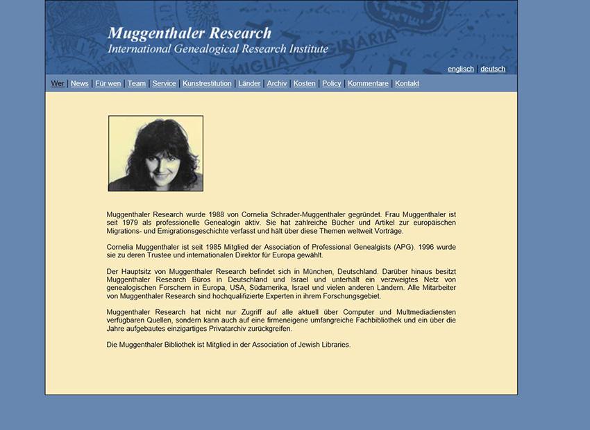 muggenthalerresearch