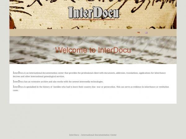interdocu.com